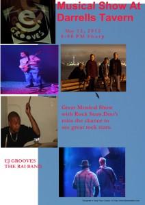 Darrells Tavern May 12